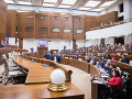 Parlament čaká v marci nová voľba ústavných sudcov: Zatiaľ je navrhnutých šesť kandidátov