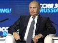 Putin sa vyjadril: Toto povedal o svojej politickej budúcnosti