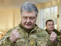 Petro Porošenko žiada o pomoc: Vyzval NATO, aby poslalo lode do oblasti Azovského mora