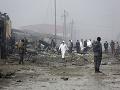 FOTO V Kábule útočili militanti Talibanu: 15 mŕtvych, medzi nimi aj jeden Brit