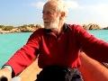 Muž stroskostal na opustenom ostrove: VIDEO Talianskeho Robinsona chcú z neho vyhodiť