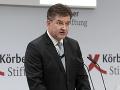 Lajčák diskutoval s litovským ministrom aj o konflikte v Azovskom mori