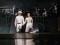 Eva Sklyarova a Šimon Stariňák v novej tanečnej inscenácii Štátneho divadla Košice Rodná zem