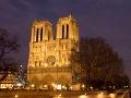 Poriadne tvrdé tresty: Päť žien odsúdili za pokus o útok pri Notre Dame v Paríži