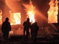 V Nitrianskom Pravne horel rodinný dom: Jeho obyvateľov museli evakuovať