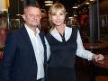 Sandra Rozborilová a Vilo Rozboril majú nového člena rodiny.