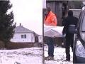 Tragická správa z Prešova: FOTO Ján zamrzol pár metrov od domu, bratovu radu ignoroval!