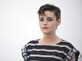 Lesbička Kristen Stewart: Problémy so žiadosťou o ruku!
