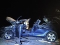 FOTO Neuveriteľná tragédia pri Košiciach: Tomáša (†33) zabil odopnutý príves, zostal zakliesnený v aute