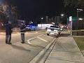 Desivé okolnosti streľby v Miami: Z ľudí na chodníku sa stali živé terče, páchateľ je na úteku