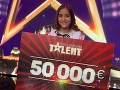 Na víťazku Talentu sa zosypala obrovská vlna kritiky: Je to malá pi... Musela zasiahnuť televízia!