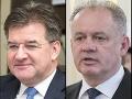 Andrej Kiska skritizoval parlament: Lajčáka ponížili, lebo nechcel spoza plota či pece pokrikovať