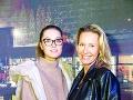 V Jasnej sa ukázala aj jojkárska moderátorka Erika Barkolová s dcérou Alex.