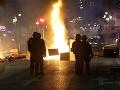 Francúzsko má v dôsledku masových protestov problémy so zásobovaním čerpacích staníc