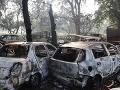 Veriaci spustili vlnu nepokojov, pri ktorých zahynul policajt: Spúšťačom bolo zabíjanie kráv