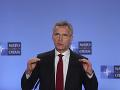 NATO podporuje suverenitu a územnú celistvosť Ukrajiny, zdôraznil Stoltenberg
