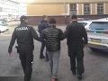 FOTO Finančná polícia zadržala dvoch podozrivých: Daňový podvod za milióny eur
