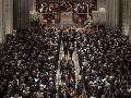 Smútok vo Washingtone: Dnes sa svet rozlúčil s bývalým prezidentom Georgeom Bushom starším