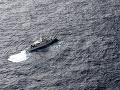 Tragická havária lode v