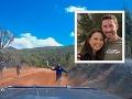 Americký pár o chlp unikol hrôze v Keni: VIDEO Útok banditov s mačetami a zbesilý útek autom