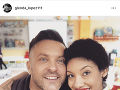 Pred mesiacom Glenda López zverejnila na Instagrame takúto fotku s Jozefom Jopom Poláčkom.