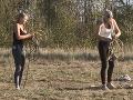 Hoci sa jej napokon zadarilo, Karin Dvořáková ju porazila.