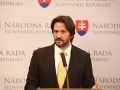 Kaliňák už nie je poslancom parlamentu: Dankovi dnes doručili jeho list, abdikáciu prijal