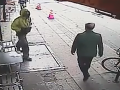 Kamera zachytila incident, z
