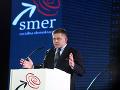 Snem Smeru sa skončil: Fico odmietol odpovedať na otázky o Gorile, útočil na redaktorov a médiá