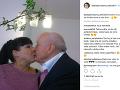 Dáda Patrasová tvrdí, že Felix Slováček za ňou stále chodí a venuje jej pozornosti.