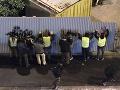 Paríž v ohni: Najhoršia noc protestov, bilancia zrážok s políciou je hrozivá