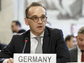 Nemecký minister pred odletom do USA: Heiko Maas chce zlepšiť vzťahy medzi krajinami
