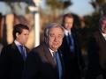 Generálny tajomník OSN Antonio Guterres
