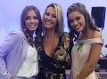 Erika Barkolová s dcérami Paťkou a Alex