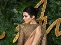 Kendall Jenner síce mala na sebe šaty, ale pôsobila dojmom, akoby ani nebola oblečená.