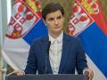 Konflikt medzi Srbskom a Kosovom vrcholí: Premiérka má zákaz vstupu, znie z Prištiny