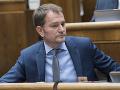 Predseda hnutia OĽaNO Igor