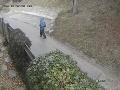 Polícia pátra po osobe, ktorá kráčala s dlhou zbraňou po chodníku v Bratislave mestskej časti Devín.