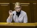 Prezidentské voľby na Ukrajine: Tymošenková chce v prípade víťazstva rokovať s Putinom