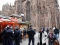 FOTO Vyšetrovatelia zďaleka nekončia: Kvôli streľbe v Štrasburgu skončilo vo väzbe sedem ľudí