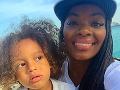 Pritiahnuté za vlasy? Svoj instagramový profil má už aj Kollárov syn: Má len 3 roky!