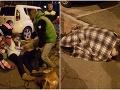 FOTO Marián podchladenému mužovi na petržalskom sídlisku privolal pomoc, šokujúce zistenie!