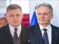 V prípade vydierania prezidenta stále nenastal posun: Fico ani Kiska nevypovedali