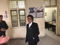 Na snímke pakistanský právnik Shoaib Nazai.