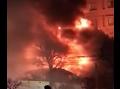 Reštauráciou otriasol mohutný výbuch: VIDEO Budova v plameňoch, 42 zranených