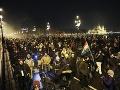 V Maďarsku to vrie: Schytali to opoziční poslanci, verejnoprávna televízia ich vykázala
