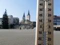SHMÚ zaznamenal veľmi nízke ranné teploty, týkajú sa hlavne severovýchodu Slovenska
