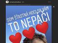Michaela Štefániková sa na Instagrame pochválila novým frajerom.