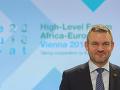 Pellegrini vo Viedni: Ak EÚ nepomôže Afrike, bude mať neskôr vážny problém