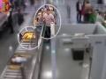 VIDEO Buďte ostražití pri kontrolách na letisku! Takto ľahko ukradol zlodej veci z prepravky